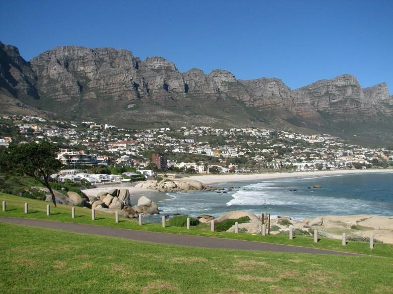 Cape Town Africa beach Abercrombie & Kent Tours