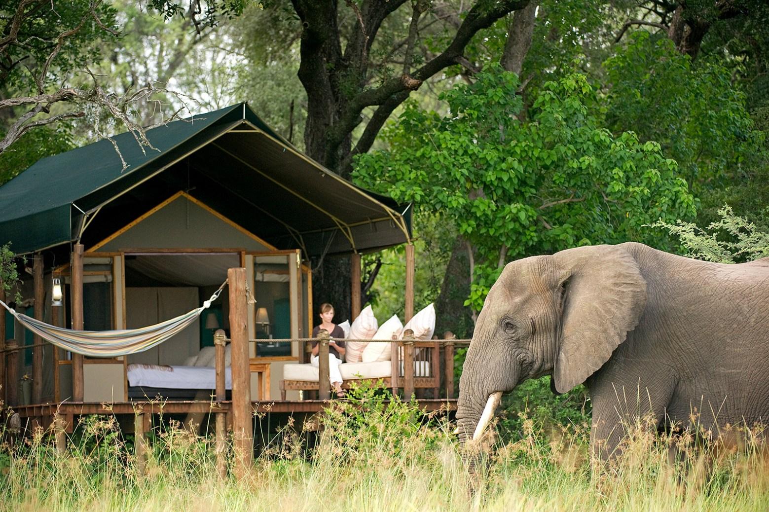 Botswana Abercrombie & Kent