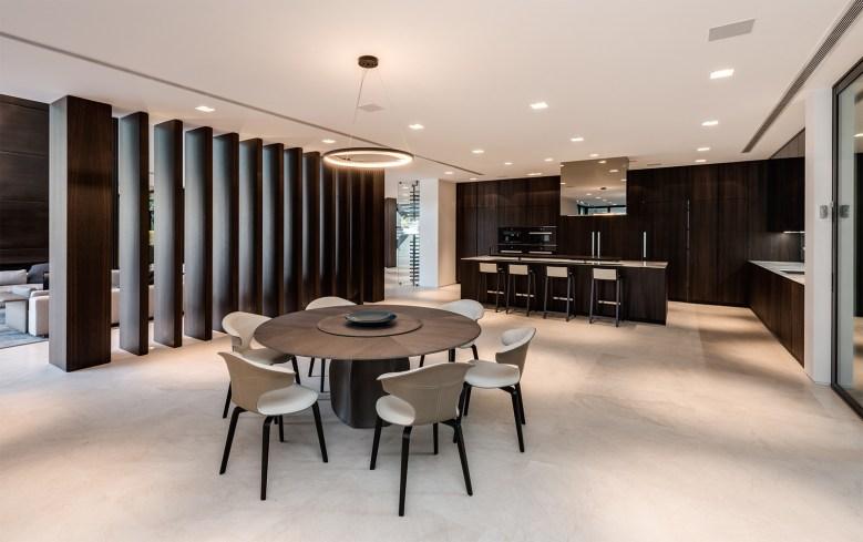 Choeff Levy Fischman Architecture + Design Kitchen
