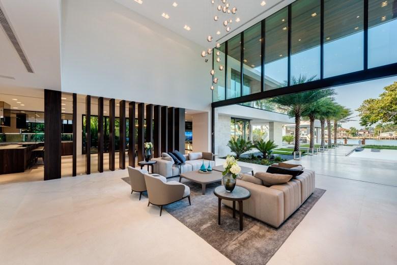 Choeff Levy Fischman Architecture + Design Living Room