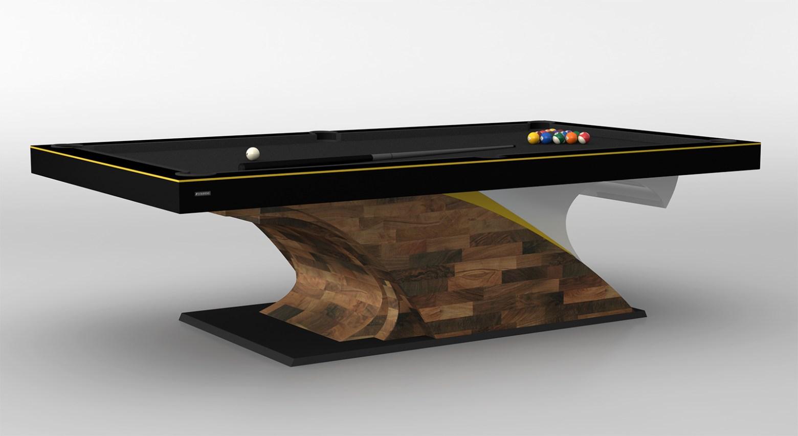 Poseidon Billiards Table