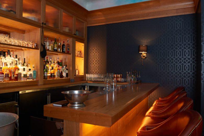 Linden Room Bar San Francisco