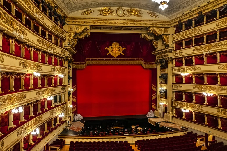 Teatro alla Scala - Milan Design Week