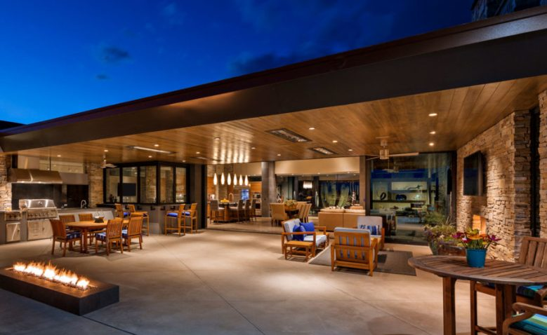 Architect Mark Tate Scottsdale modern home design