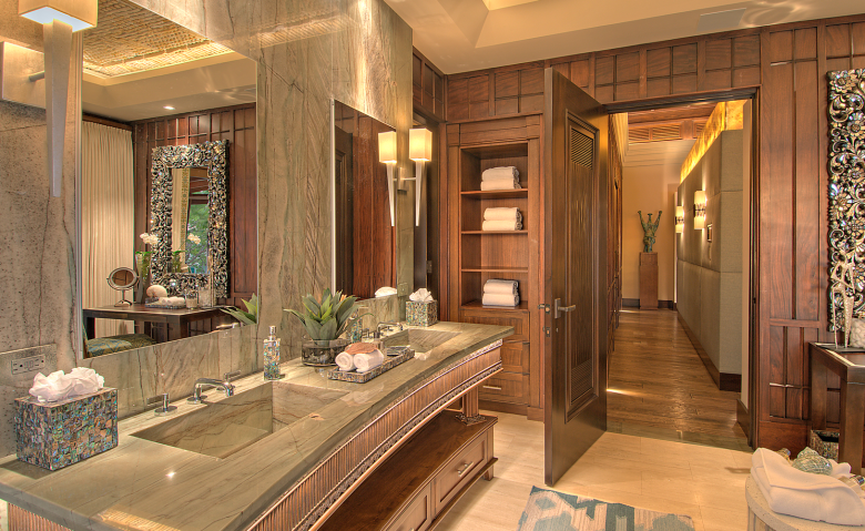 Villa Manzu Bathroom
