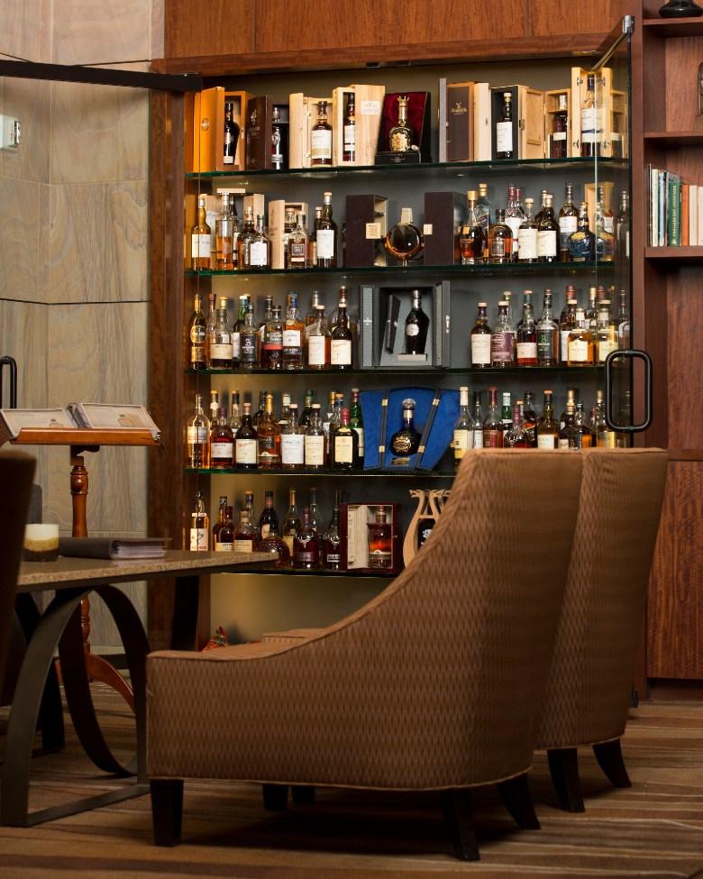 Scotch Library Westin Kierland Resort and Spa in Scottsdale, Az