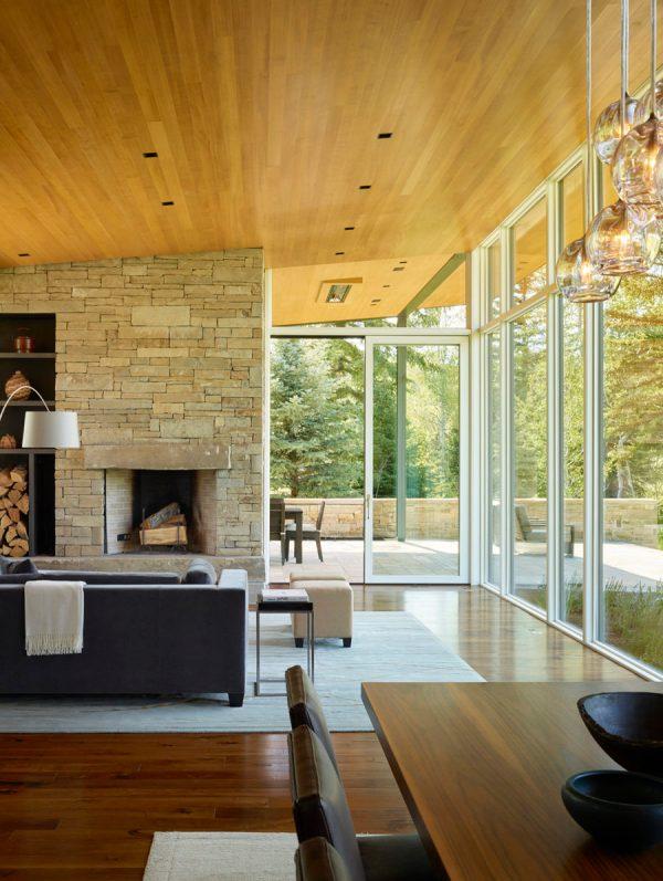 Jackson Hole Modern Mountain Home