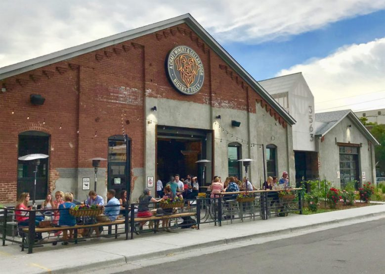 Bigsby's Folly Craft Winery Denver, CO - Exterior