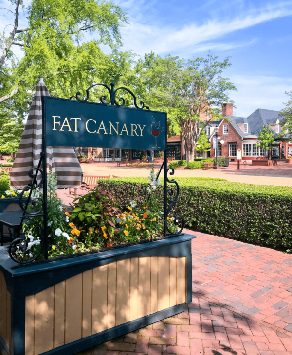 Fat Canary Williamsburg