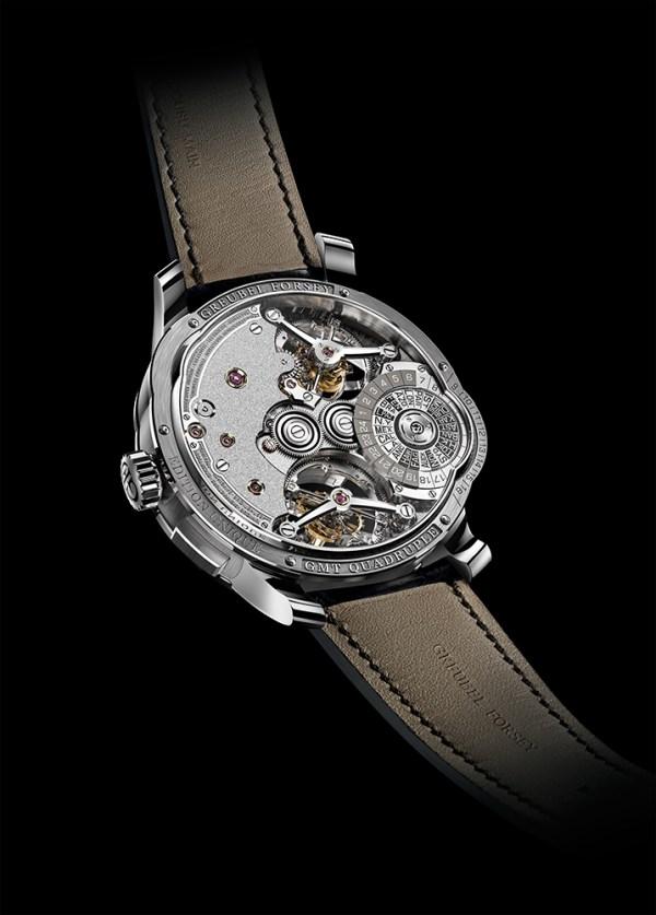 GMT Quadruple Tourbillon Watch