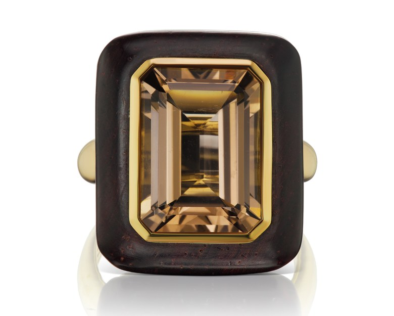 Voyager Collection Ring by Maria Canale