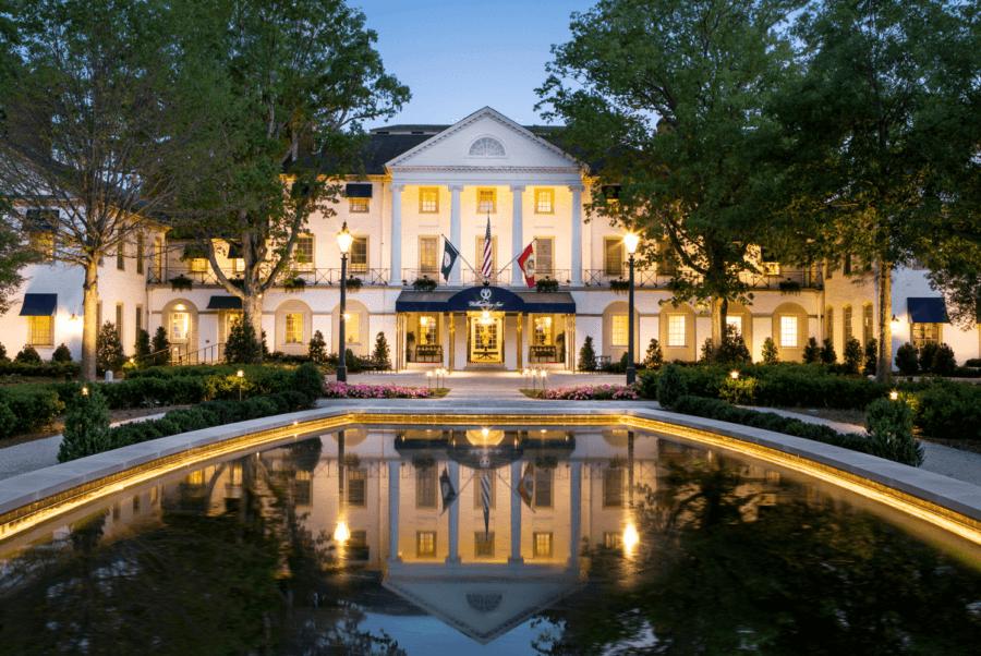 Luxurious Williamsburg Inn