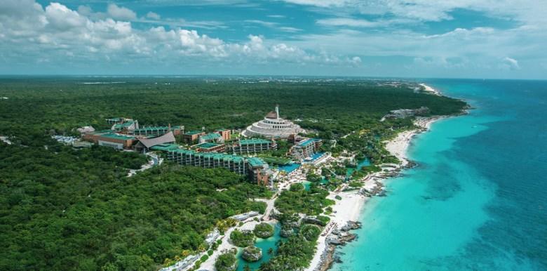 Hotel Xcaret Mexico Riviera Maya