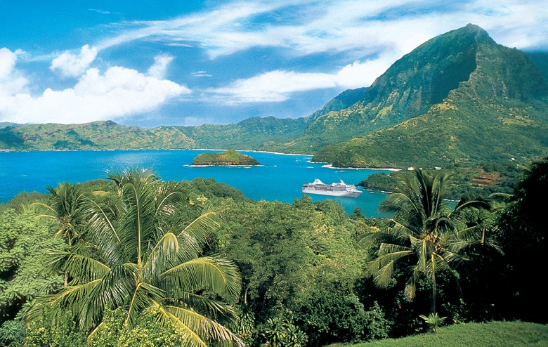 French Polynesia Paul Gauguin Cruise