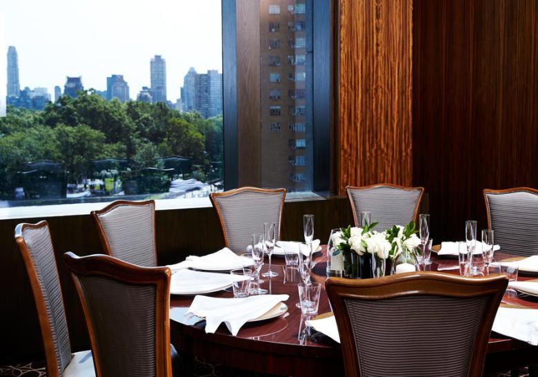 Per Se Restaurant New York