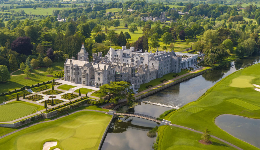 Adare Manor Ireland Travel
