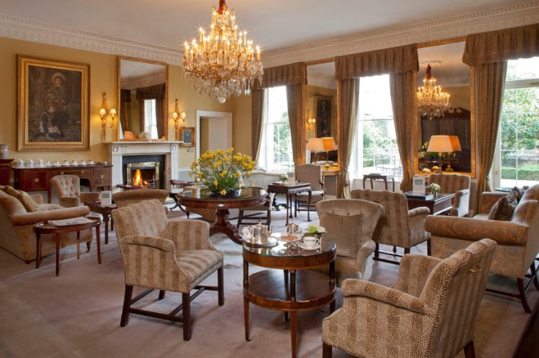 Merrion Hotel Ireland Travel