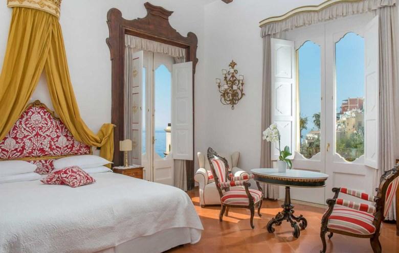 Palazzo Murat Luxury Italian Travel