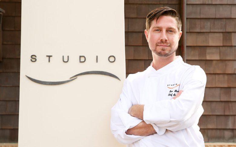 Studio Chef Ben Martinek at Montage