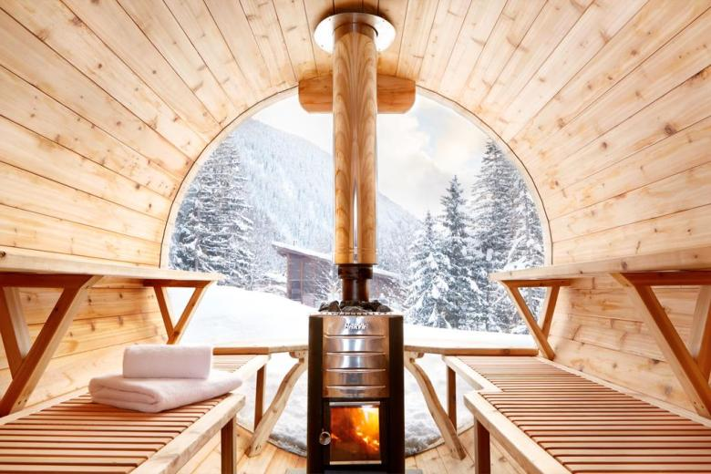 Chamonix France Eco Friendly Vacation Home