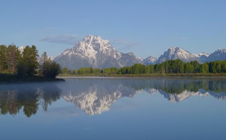 Grand Tetons Jackson Hole Wyoming