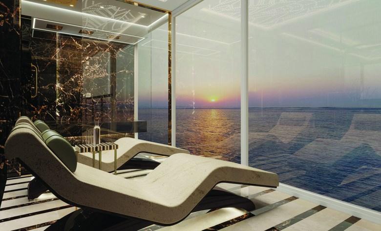 seven seas splendor suite master bath