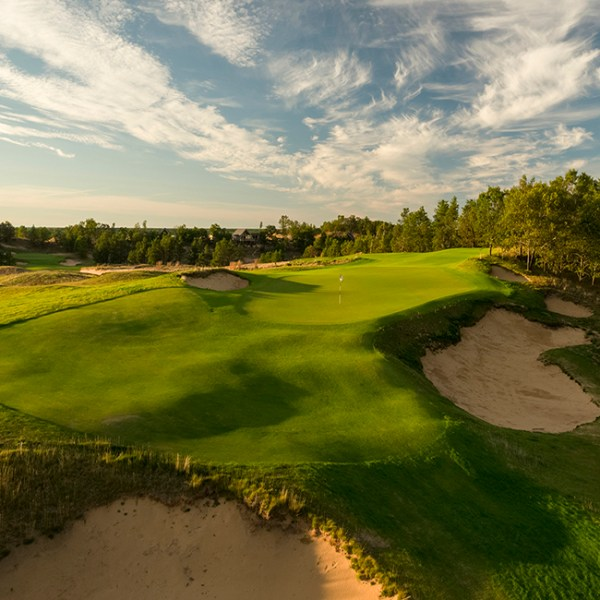 Sand Valley Best Golf Course in the US