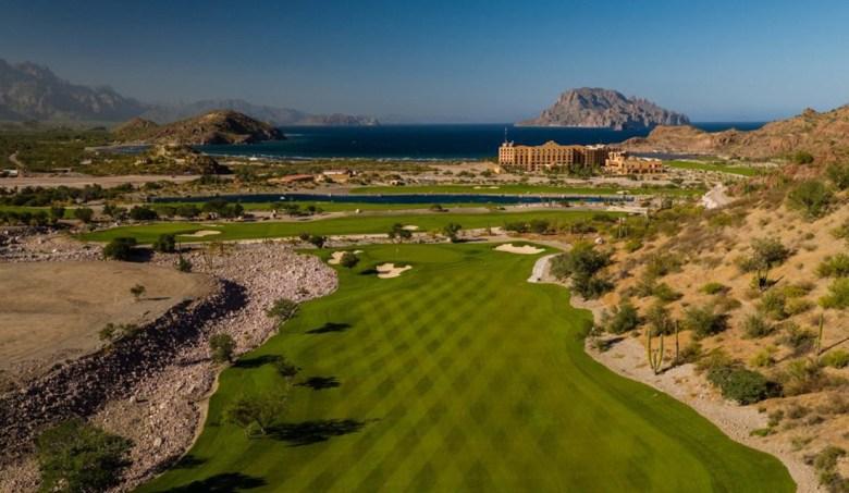 TPC Danzante Bay Golf Course Mexico