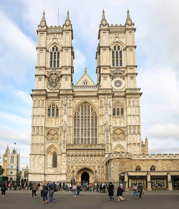 Royal Venue Westminster Abbey
