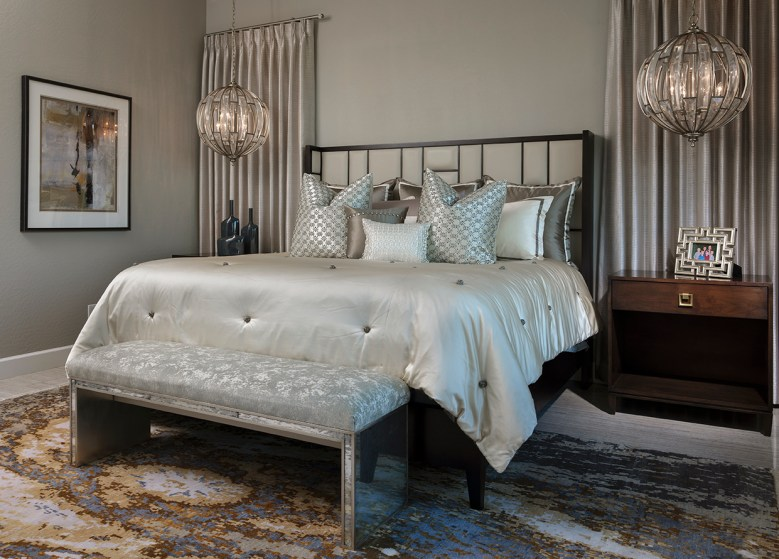 La Maison Interiors Modern Bedroom