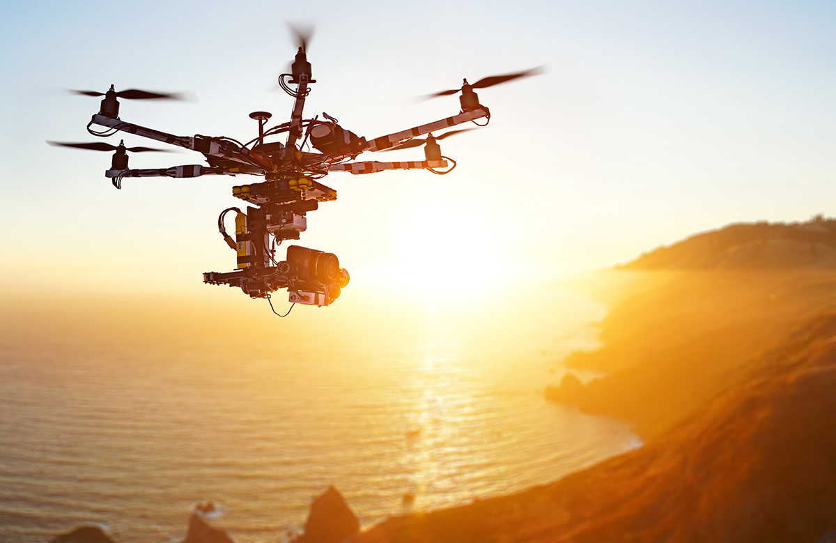 The coolest drones in the world