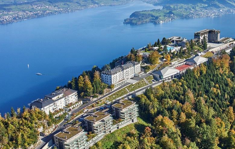 Bürgenstock Resort Lake Lucerne 1