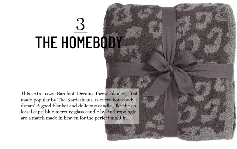 Barefoot Dreams Throw Blanket gift for women