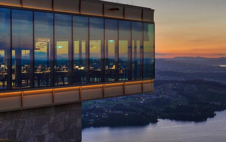 Burgenstock Resort Lake Lucerne Switzerland