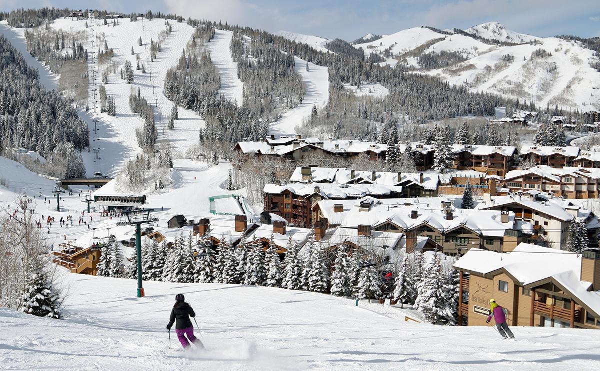 Deer Valley Resort luxury skiing UT