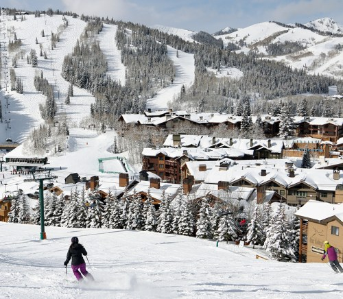 Deer Valley Resort luxury skiing UT