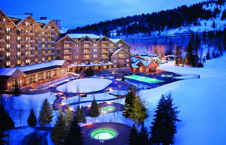 Montage Deer Valley ski resort UT