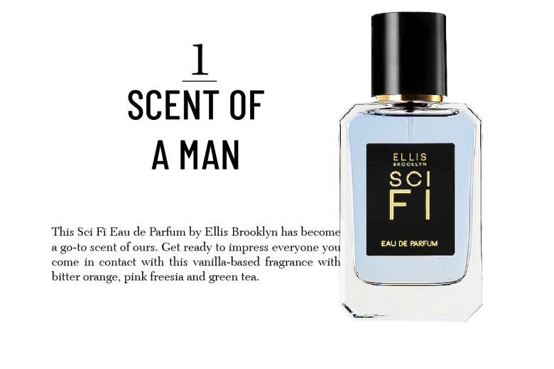 Sci Fi Fragrance mens's gift guide