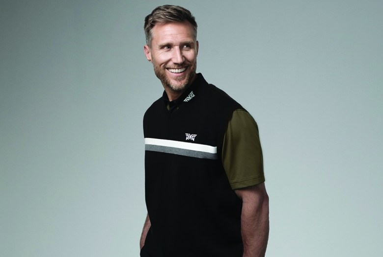 Men's athleisure line by PXG