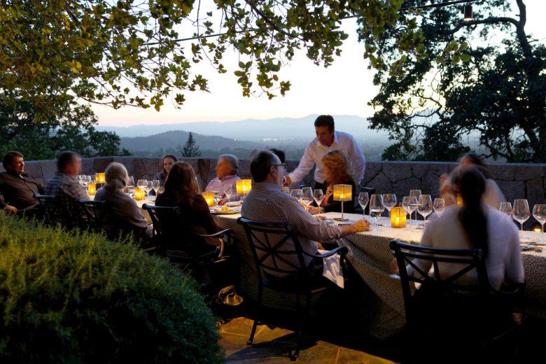 Winery at Palmaz Vineyards