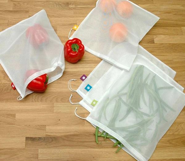 earth easy no plastice veggie bags