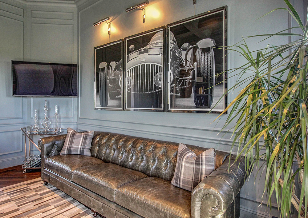 Earth and Images Interior design