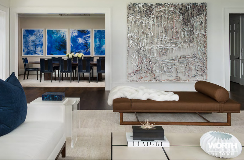 Worth Interiors for TOWN in Scottsdale