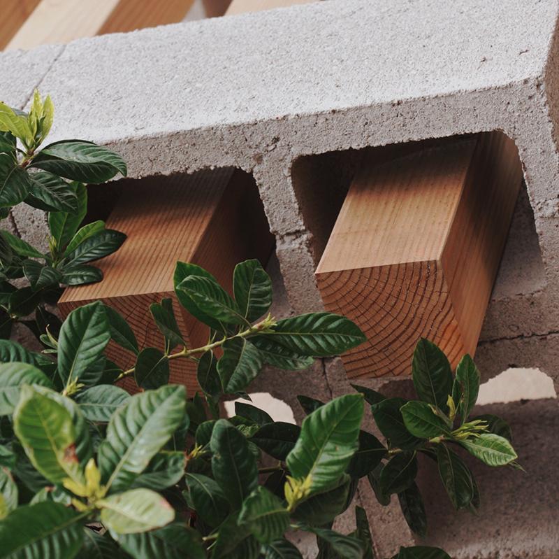 Master retreat patio ICONIC HAUS