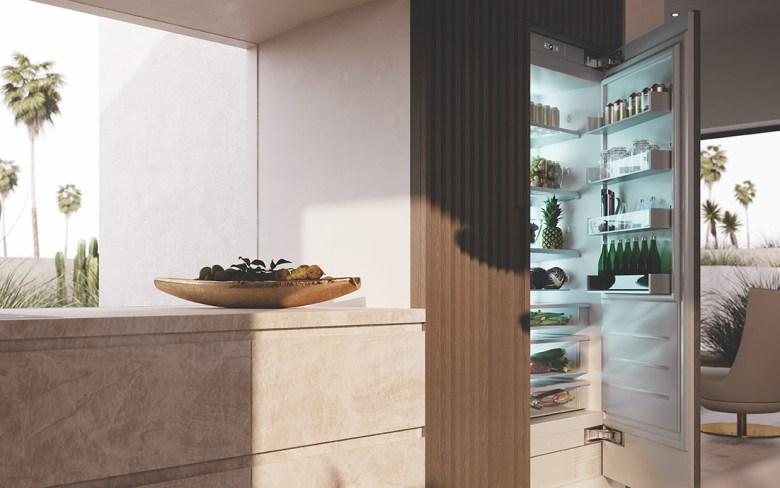 Monogram minimalist kitchen collection