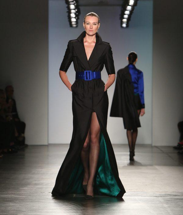 boutique runway fashion designer Zang Toi