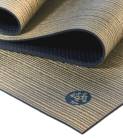 luxury fitness room with yoga mat by PROlite