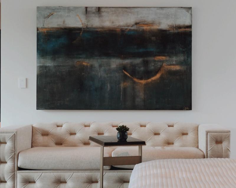 modern master bedroom ICONIC HAUS