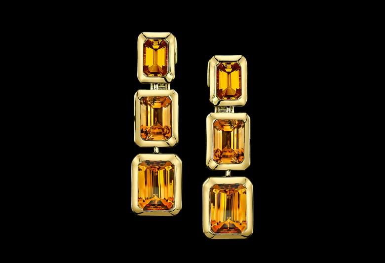 Robert-Procup-Tablet-Citrine-Zahara-Earrings