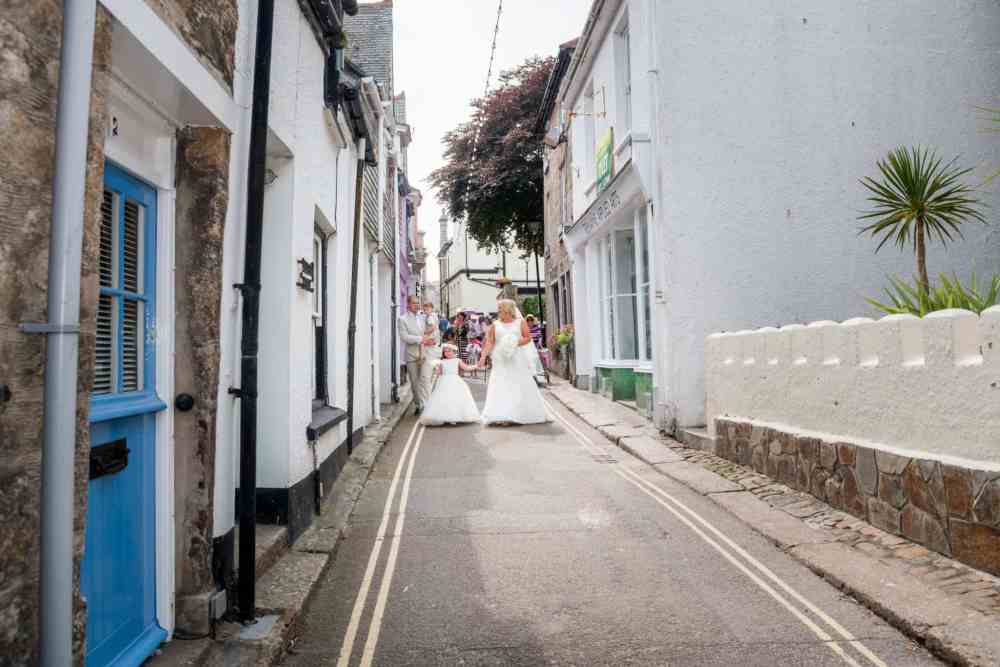 Wedding Photography in Cornwall - St Ives